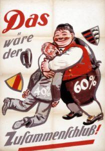 Erdrückende Liebe? - Volksabstimmung über den Südweststaat 1951