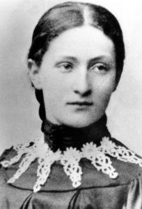 Rahel Goitein-Straus ging ihren Bildungsweg konsequent bis zur Promotion (Bildnachweis: Institut für Stadtgeschichte Karlsruhe).