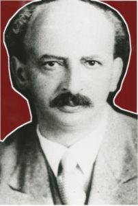 Ludwig Marum blieb entschiedener Gegner der Faschisten - mit allen Konsequenzen (Bildnachweis: Stadtarchiv Karlsruhe; Bearb.: HdG BW/Hemberger).