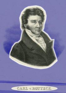 Ganz schön freisinnig: Carl von Rotteck (Bearb. HdGBW/Hemberger)