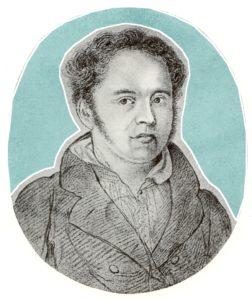 Seine Petition brachte die Staatsmacht in Rage: Friedrich List.